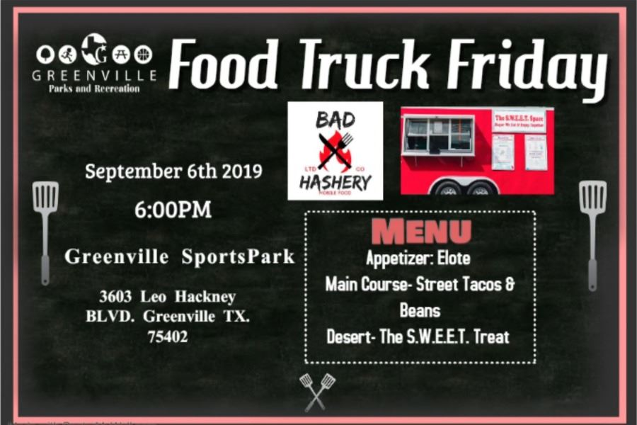 Final Flyer Food Truck Friday.
