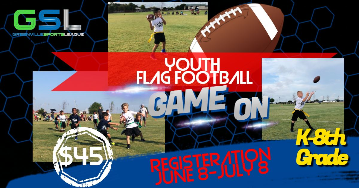 Youth Football FB Banner