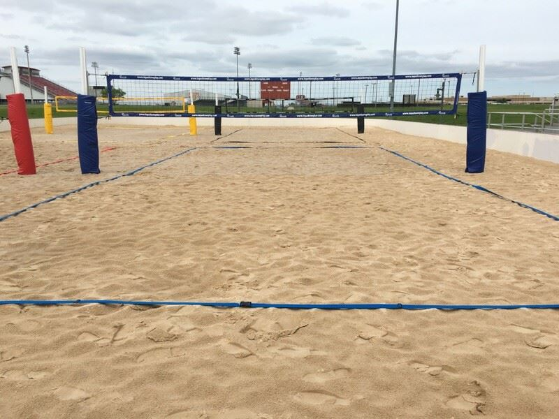 Sand Courts